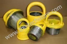 CAST STEEL WITH BAIL THREAD PROTECTORS
