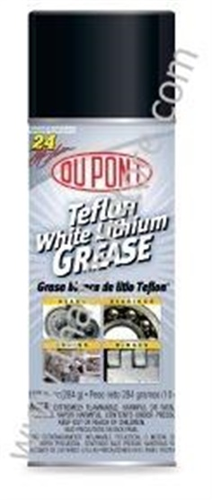 DuPont Teflon White Lithium Complex Grease