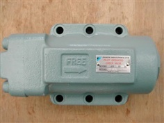 DAIKIN Pilot Operated Check Valve JCP-G10-20-20