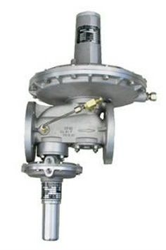 MEDENUS Gas Pressure Regulator type RS 250 With built in safety shut-off valve