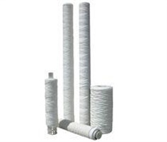 polypropylene filters cartridge