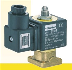 PM128 PARKER 3/2 WAY SOLENOID VALVE