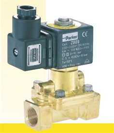 PM133H PARKER 2/2 WAY SOLENOID VALVE