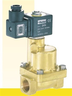 PM135 PARKER 2/2 WAY SOLENOID VALVE