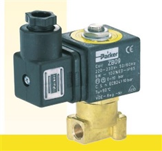 PM140.2 PARKER 2/2 WAY SOLENOID VALVE