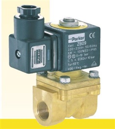 PM156.2 PARKER 2/2 WAY SOLENOID VALVE