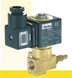 PM158 PARKER 2/2 WAY SOLENOID VALVE