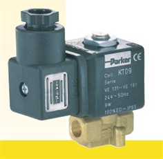 PM161.4 PARKER 2/2 WAY SOLENOID VALVE