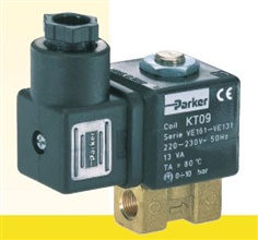 PM131 PARKER 2/2 WAY SOLENOID VALVE