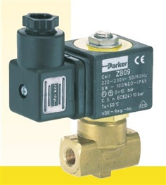PM140 PARKER 2/2 WAY SOLENOID VALVE