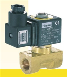 PM153 PARKER 2/2 WAY SOLENOID VALVE