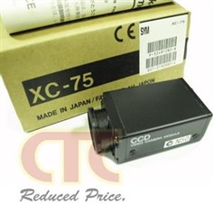 SONY XC-75/75CE series CCD Black and White Video Camera Module