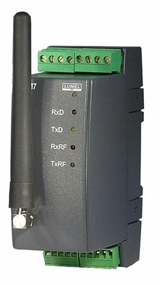 Converter of RS485/ETHERNET WiFi interface