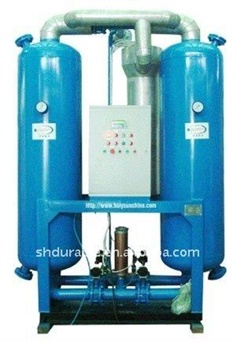 Externally heated Purge Desiccant Air Dryer