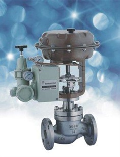 SUS316L JIS&ANSI globe valves with Diaphragm actuated