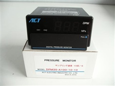 ACT Digital Pressure Monitor DPM35-A100-10-10