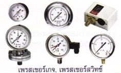 Pressure Gauge / Pressure Switch