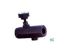 ASHUN KC Series - FLOW CONTROL VALVES