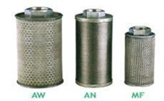 ASHUN MF/AW/AN Series - STRAINERS
