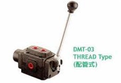 ASHUN DMT Series - MANUALLY OPERATED DIRECTIONAL VALVE