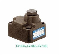 ASHUN CV Series - CHECK VALVE