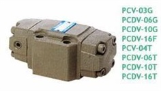 ASHUN PCV / PCDV Series - PILOT OPERATED CHECK VALVE
