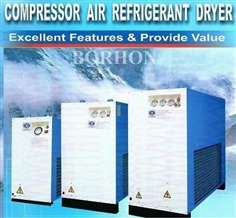 BORHON COMPRESSOR AIR REFRIGERANT DRYER