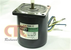 CT01-M068 ORIENTAL MOTOR Induction Motor 4IK25GN-C