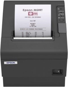 Epson TM-T88IV HIGH SPEED THERMAL POS PRINTER Thermal line printing Speed: Up to