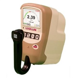 Pressurized Ion Chamber Radiation Survey Meter