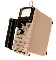 Air Ionization Chamber Radiation Survey Meter