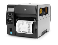 ปริ้นเตอร์ ZT420 Industrial Printer Fast Speed: 12 ips/305 mm per second Media S