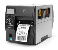 ZT410 RFID Industrial Printer With a print width of 4 inches, the ZT410 RFID pri