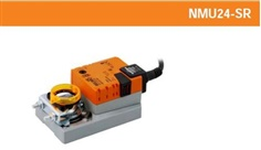 Non Spring Return Damper Actuator