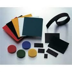 Magnetic rubber Strips with PVC or Vinyl coat