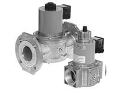 """DUNGS"" MVD, MVD/5, MVDLE/5 Single-stage safety  solenoid valves, โซลินอยด์วาล์ว"