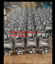 Stainless Steel Gate Valve 200WOG Thread End