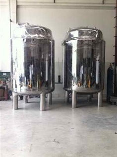 TANK STAINLESS