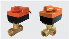 Fan coil control valve (2-way , 3-way)