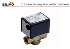 Zone Valve - Two-Way and Three-Way Motorized Fan Coil Valves