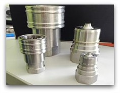 Hydraulic Quick Coupling (Stainless Steel) SUS 304 ISO7241A Series