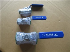 1pc type ball valve with internal thread