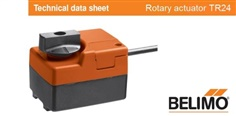 Rotary actuator for 2-way and 3-way ball valves