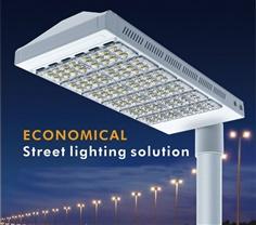 ไฟส่องถนน LED StreetLight