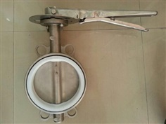 BUTTERFLY VALVE STAINLESS