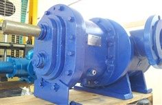 TWIN SCREW PUMP (2-SCREW PUMP)