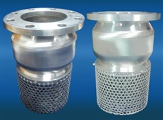 FOOT VALVE STAINLESS STEEL