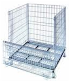 W series mesh container
