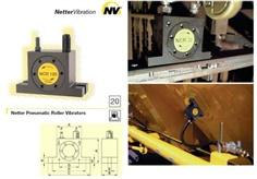 """ตัวสั่นแบบลม / Pneumatic Roller Vibrators """"NCR"""""""