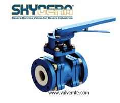 Ball Valve (CBA Ceramic Ball Valve)